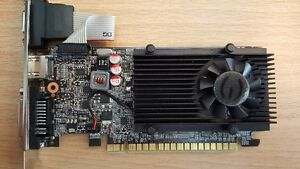 New! EVGA GT610 2gb DDR3 Graphics Card