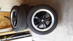 2006 Ford Mustang GT Rims