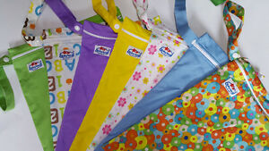 Clearence Sales - Wet Bag for Cloth Diaper