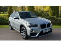 BMW X1 xDrive 20d Sport 5dr Auto (Park Assist)(Heated Lea 4x4 Diesel Automatic