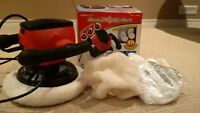 Heavy duty electric car polisher new in box.