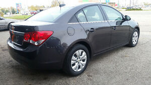 2015 Chevrolet Cruze LT Sedan CERTIFIED AND ETESTED London Ontario image 3