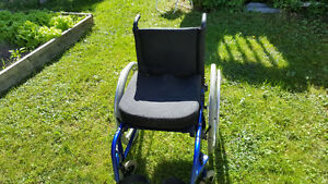 Quickie GTX ultra light manual wheelchair  REDUCED to $200