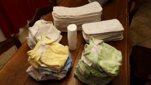 21 couches lavables bumgenius