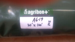 Agribond floating row cover AG-19 30ft x 100ft