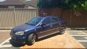 2001 Holden Astra Sedan Camperdown Inner Sydney Preview
