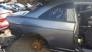 2005 HONDA CIVIC PARTING OUT / PARTS SD0312
