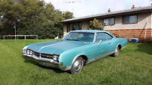 1966 Olds Delta Eighty Eight