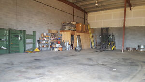 INDUSTRIAL WAREHOUSE & OFFICE SPACE FOR LEASE/RENT AVAILABLE