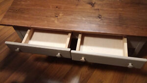 Solid Wood Coffee Table **COBOURG AREA** Peterborough Peterborough Area image 3