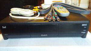 Bell HD PVR Plus 9241  receiver (original accessories/packaging)