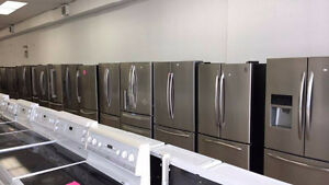 ◆ECONOPLUS SELECTION of STAINLESS  fridges from 499 $ tx incl◆◆