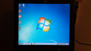 "18"" HP LCD Monitor for sale"