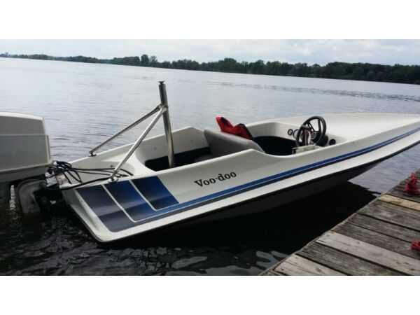 boat for sale  voodoo boat for sale