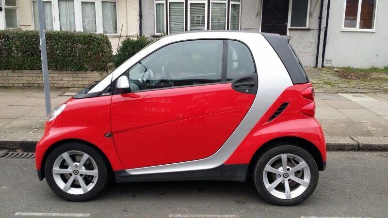 Mercedes Smart Car, made end 2009, 2 seats | in Willesden, London ...
