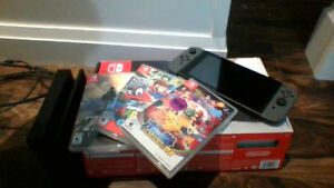 Nintendo Switch Bundle With Games
