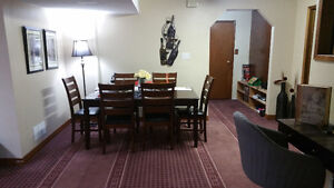 Fully furnished, all inclusive 2 bdrm-West Hamilton Mountain