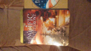 Pacific battlefront-Marines in the Pacific 3-dvd set