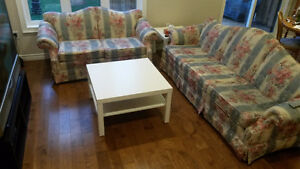 2 piece couch set London Ontario image 1