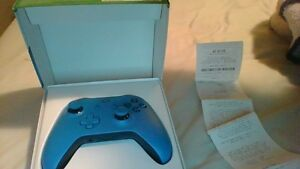 new xbox one blue controller