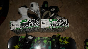 NEW Snowboard boots for sale.