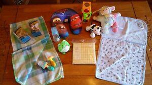 4 photos d'articles pour bébé