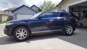 2008 Infiniti Other SUV, Crossover