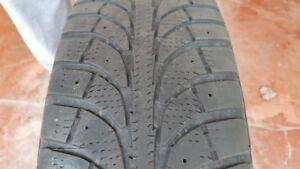 """15"""" 195T/65 R15 XL Champiro Ice Pro winter tires"""