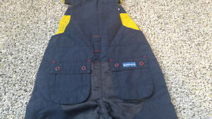 Buffalo brand overalls size 12 mos