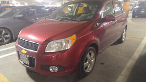 2011 Chevrolet Aveo | Hatch |SUNROOF | ALLOY | CLEAN