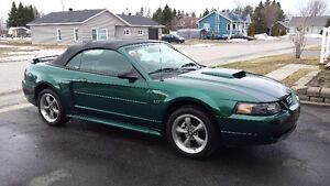 2002 Ford Mustang GT Coupé Convertible