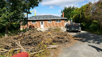 JUNK, BRUSH, TREES AND LEAVES REMOVAL SERVICE