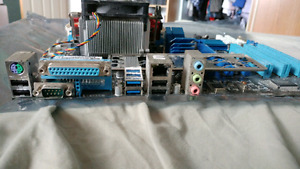 Asus Motherboard M5A87 with Amd Fx 6100 combo