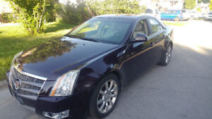 2008 Cadillac CTS groupe sport Berline
