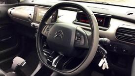 2015 Citroen C4 1.2 PureTech (82) Feel ETG Automatic Petrol Hatchback