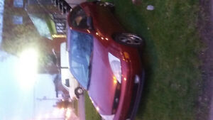 2001 Ford Focus hatcback
