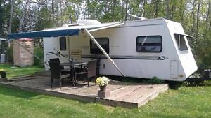 For Sale or Trade 1997 Jayco Trailer
