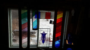 Stained Glass Windows and Art.