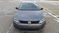 2012 Volkswagen Jetta Sedan One Owner Off Lease