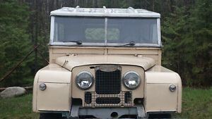 1955 Land Rover Series 1