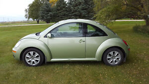 2008 Volkswagen Beetle Highline Hatchback