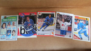 Guy Lafleur NHL cards(5)
