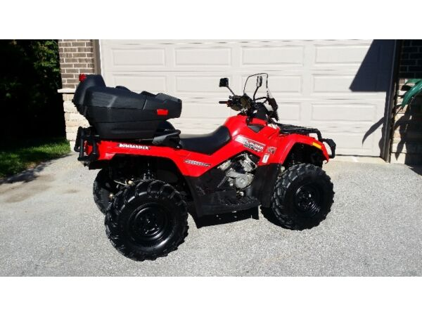 Used 2007 Can-Am Outlander 650XT