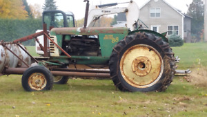 88 Oliver tractor