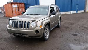 2008 Jeep Patriot 4x4
