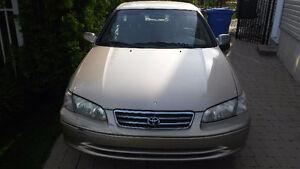 2001 Toyota Camry 2.2 L