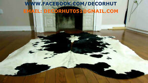 Cowhide Rug Hand Picked Brazilian Peterborough Peterborough Area image 3