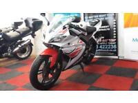 2012 YAMAHA YZF R125 YZF R 125 SPORTS BIKE