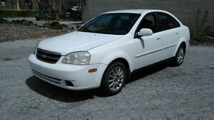 2004 Chevrolet Optra [LOW Km's]