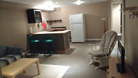 REDUCED PRICE: One bedroom basement suite for rent in SE Calgary